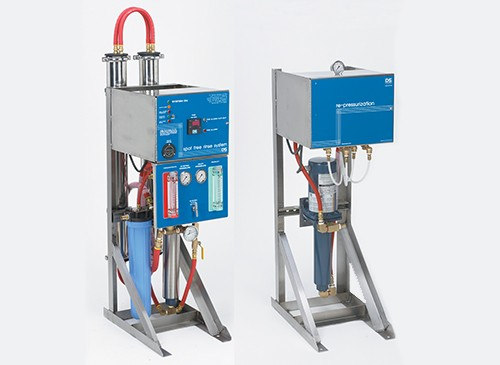 D&S Spot Free Rinse Systems