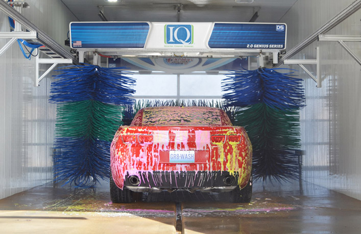 Best Soft Touch Car Wash Equipment