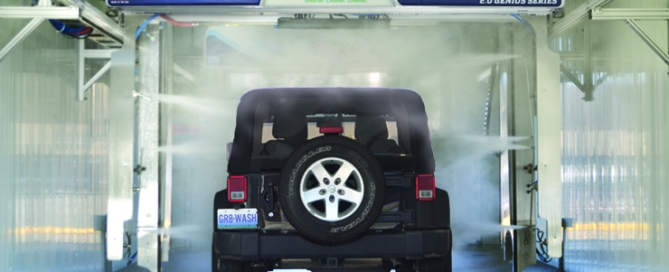 IQ 2.0 Touch Free Car Wash
