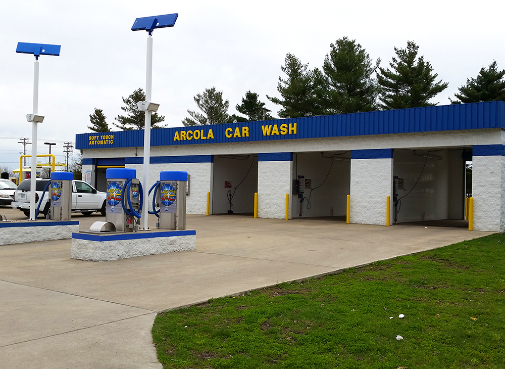 Arcola Car Wash Arcola IL