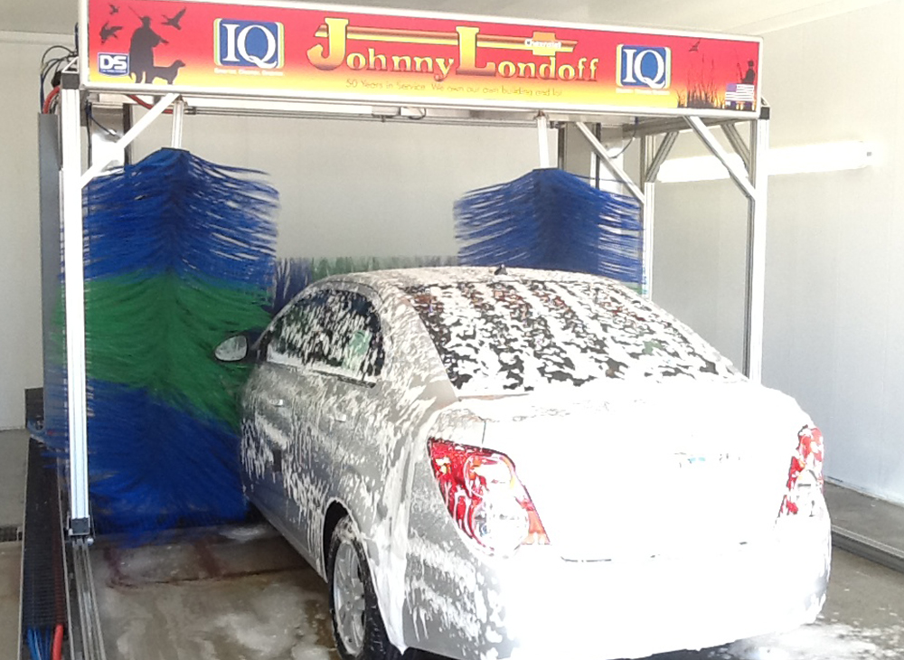 IQ Car Wash Johnny Londoff St Louis MO