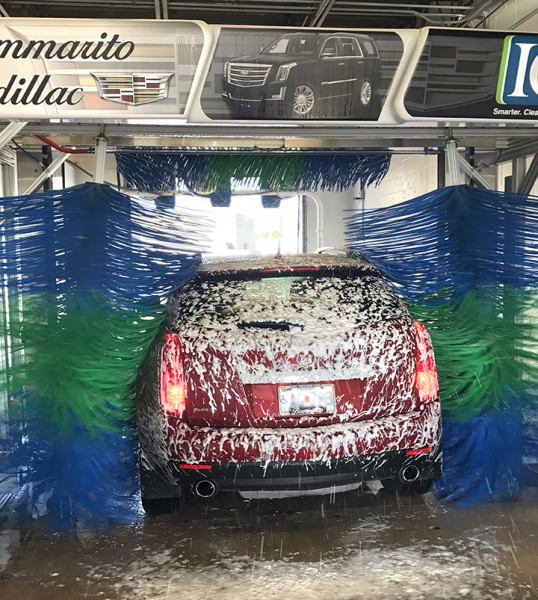 Bommarito Cadillac Chooses State Of The Art Iq 2 0 Car Wash System