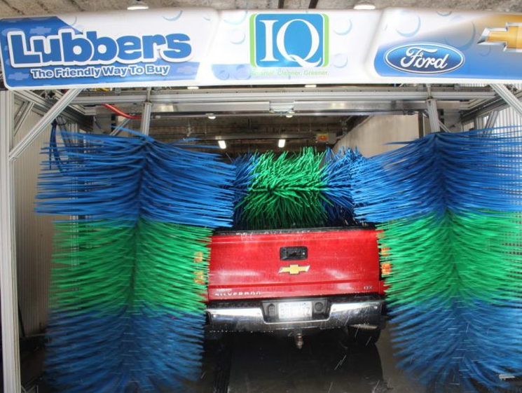 Lubbers Cheney Ks >> D S Car Wash Equipment Lubbers Chevrolet Ford Cheney Ks