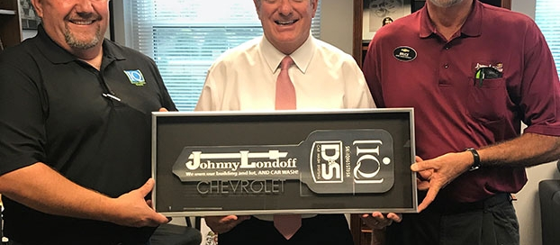 Johnny Londoff Chevrolet IQ Key