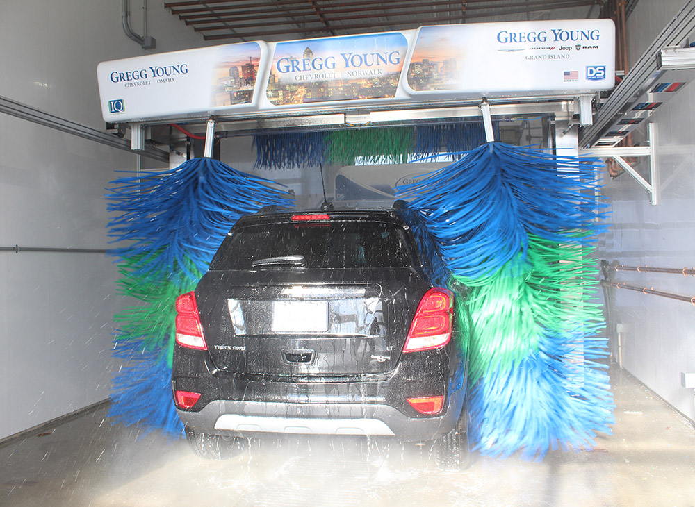 Project gallery ds car wash greg young chevrolet norwalk ia solutioingenieria Gallery